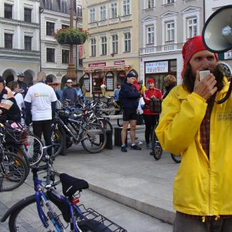 Libercem na kole 2012