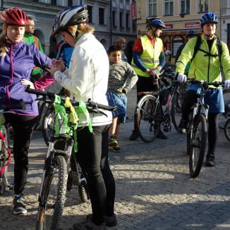 Libercem na kole 2014